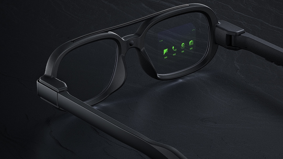 Xiaomi Smart Glasses With Calling, Photos, and Navigation Features Unveiled