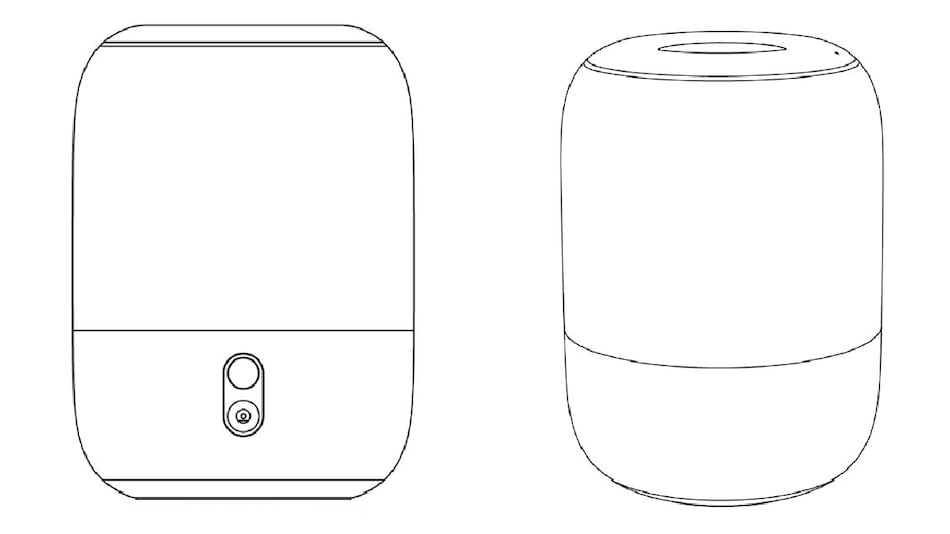 Xiaomi Patents a Smart Speaker With an Apple HomePod-Like Design: Report