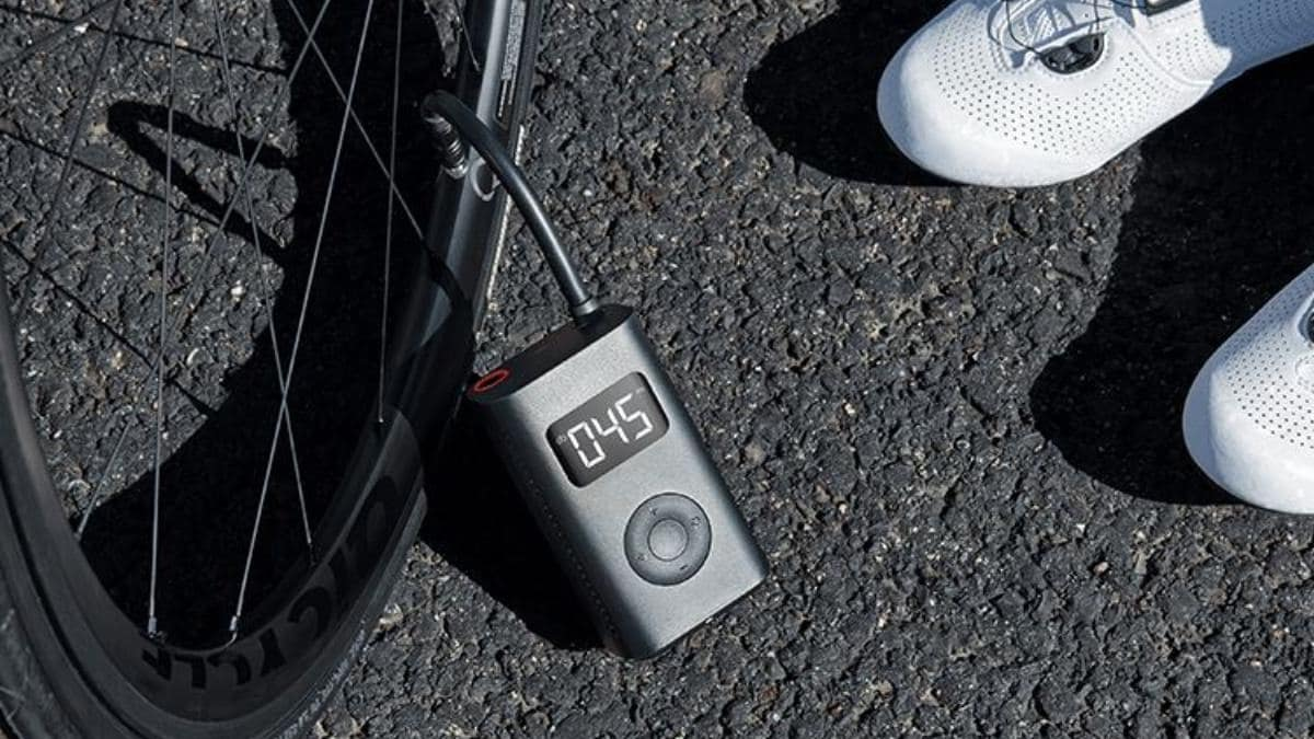 Mi Portable Electric Air Compressor Launched by Xiaomi in India, Now Up for Crowdfunding