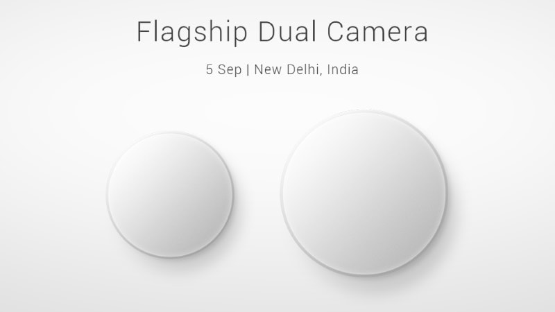 Xiaomi to launch a Flagship Smartphone with Dual-Cameras in India