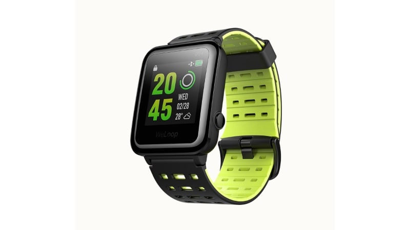 Xiaomi WeLoop Hey 3S Smartwatch Launched, an Apple Watch Clone With a Heart Rate Sensor