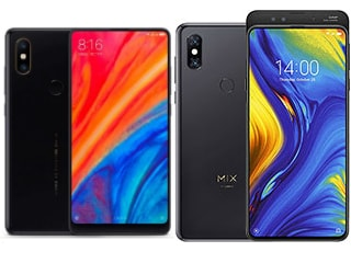 Xiaomi Mi Mix 3 vs Mi Mix 2S: Price, Specifications Compared
