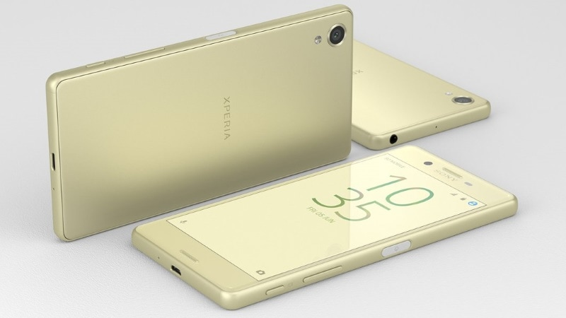 Sony Xperia X, Xperia X Compact Start Receiving Android 7.1.1 Nougat Update