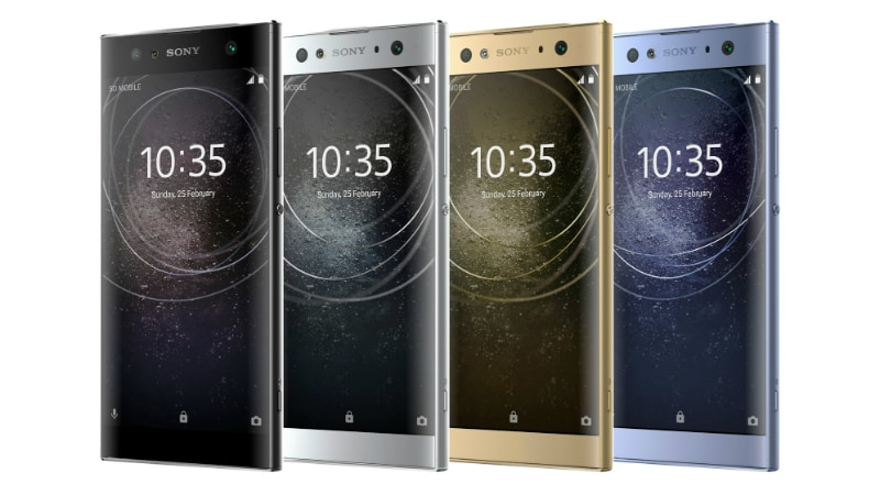 Sony Xperia XA2, XA2 Ultra and L2 revealed in official renders