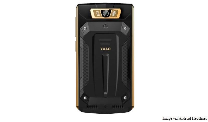 YAAO 6000 Plus Smartphone Has a Massive 10900mAh Battery