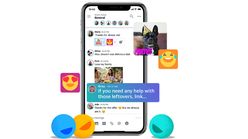 Yahoo Together Group Chat App Launched for Android and iOS to Rival Slack