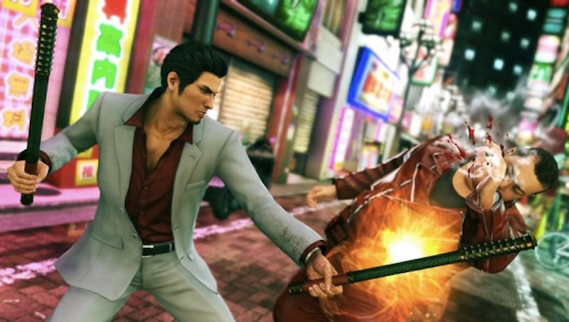Image result for kiwami 2 screenshots