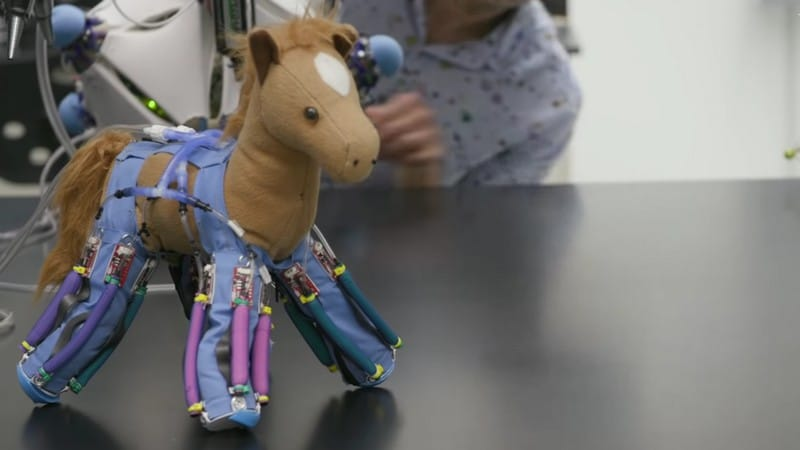 Tech: 'Robotic Skins' turn everyday objects into robots