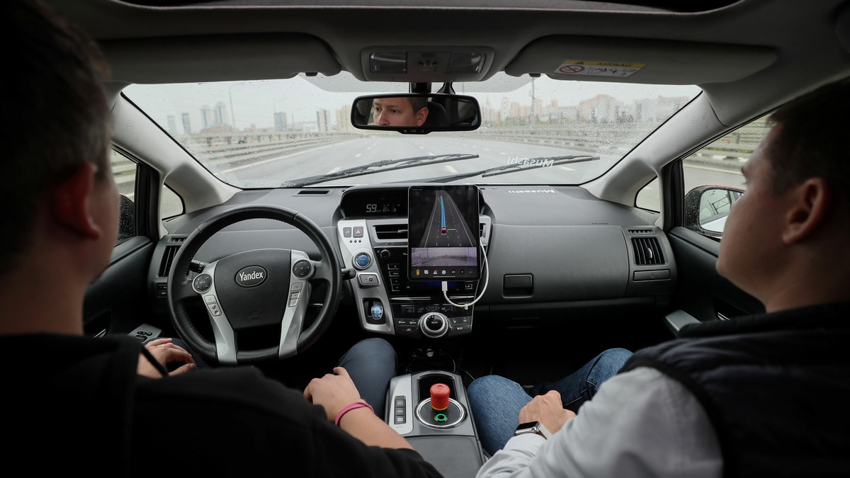 Yandex Looks at 10-Fold Increase in Driverless Car Fleet to Speed Up Testing