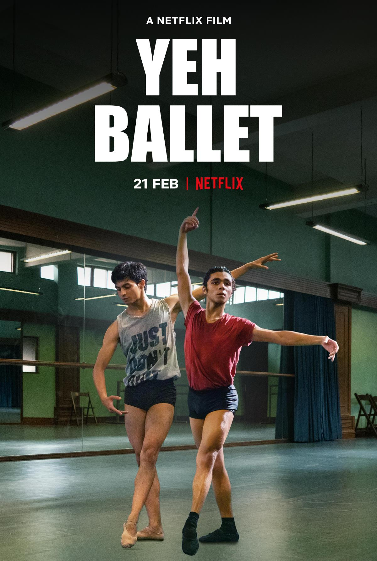 yeh ballet poster Yeh Ballet poster