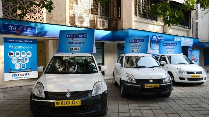 Demonetisation: Ola Cabs, Yes Bank Partner to Set Up Mobile ATMs in India