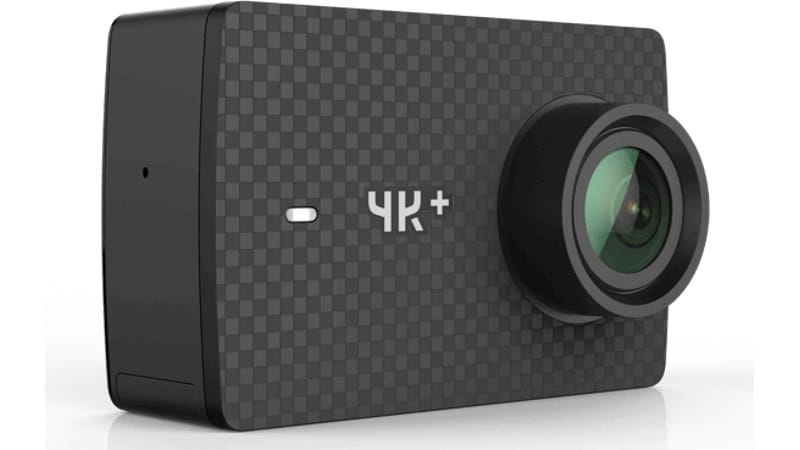 Xiaomi-Backed Yi Technology Launches Yi 4K+ Action Camera, Supports 4K Video Recording at 60fps