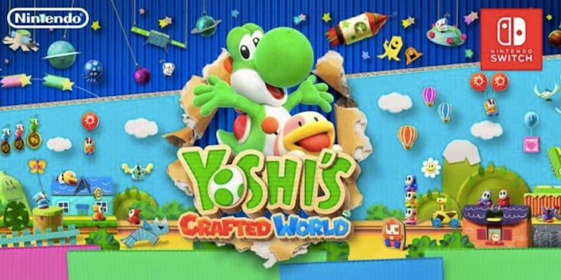 Yoshi's Crafted World Release Date Announced
