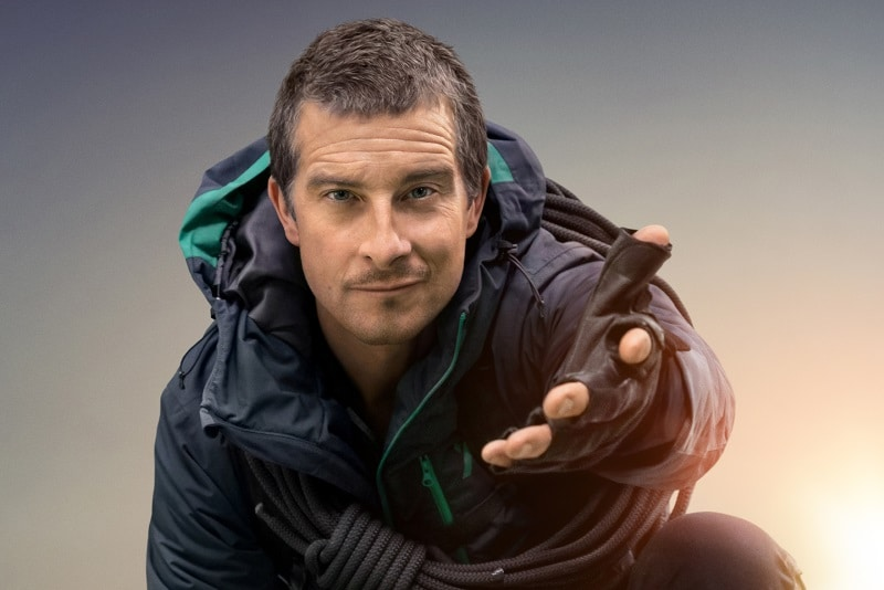 Netflix's next interactive show is 'You vs. Wild' with Bear Grylls