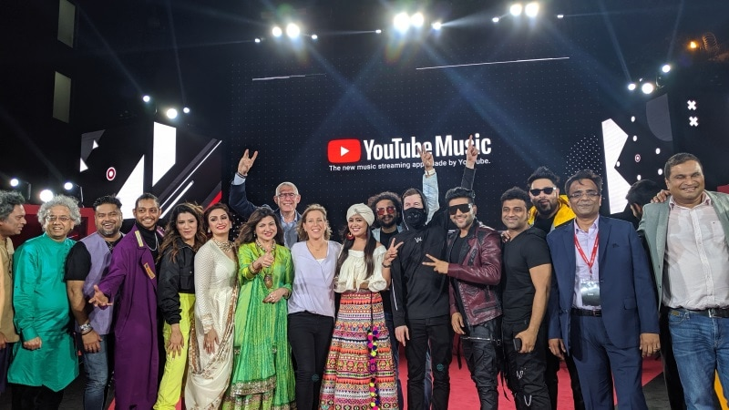 YouTube Music Celebrates 3 Million Downloads in India in First Week