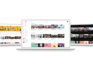 YouTube Desktop Redesign Brings Material Design, Dark Theme, and More