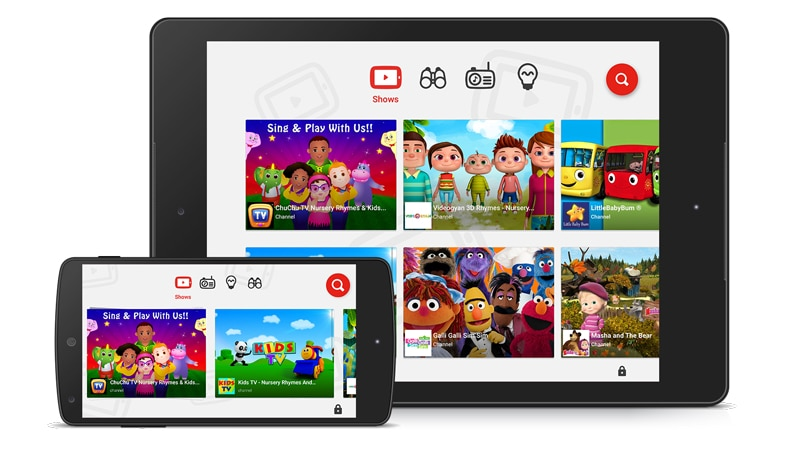 YouTube Kids Now Lets You Setup Individual Profiles, Gets New Parental Controls