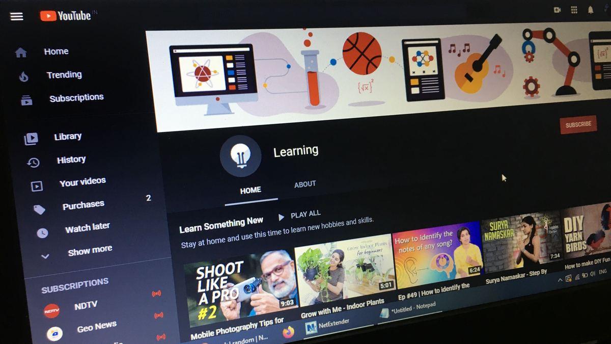 Google ने छात्रों के लिए लॉन्च किया YouTube Learning, प्ले स्टोर पर आएगा अलग किड्स सेक्शन