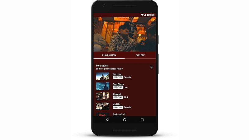 Google Announces New YouTube Application for Android