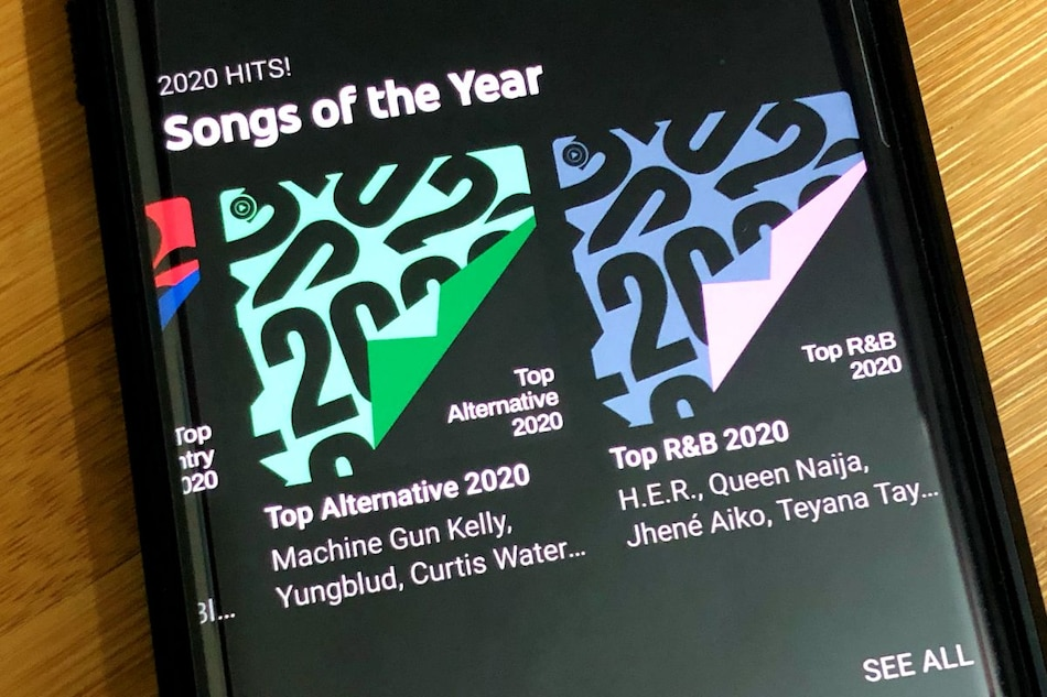 Youtube Music Starts Rolling Out My 2020 Year In Review Playlists Technology News