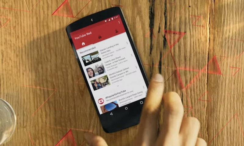 YouTube Red to be merged with Google Play Music