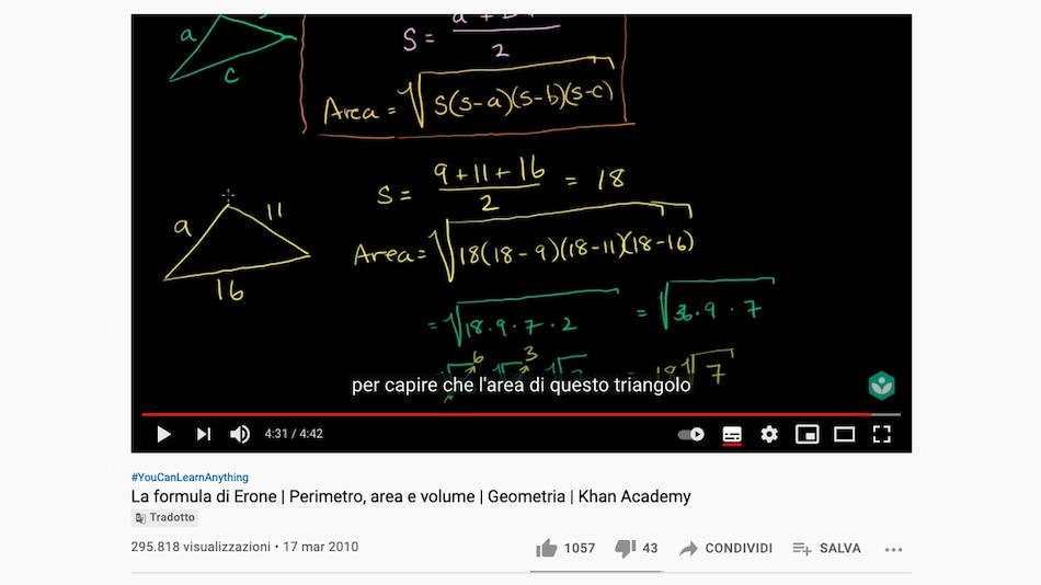 YouTube Search to Show Chapter Thumbnails, Better Recommendations for Translated Videos
