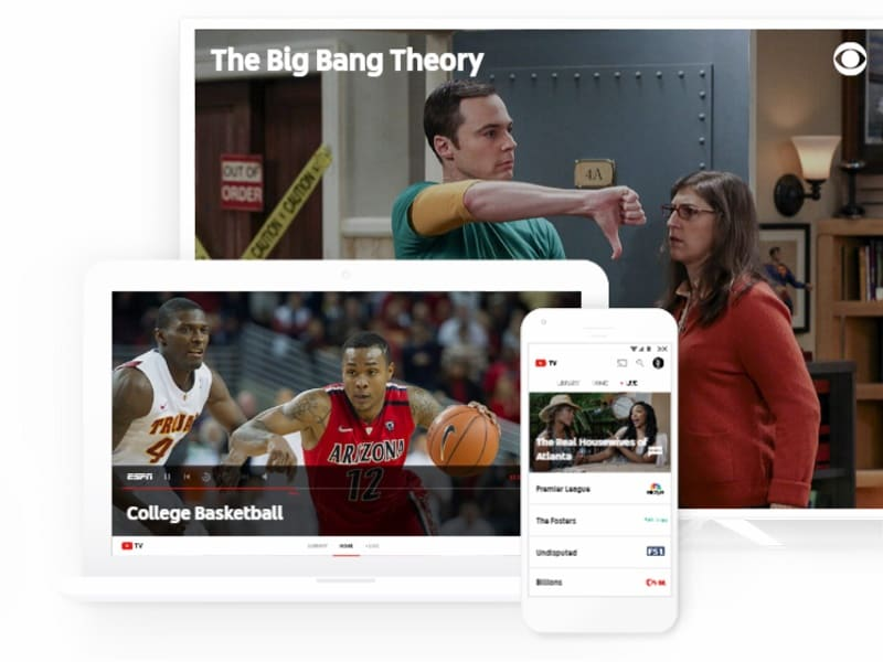 YouTube TV Arrives on Apple TV, Most Roku Devices