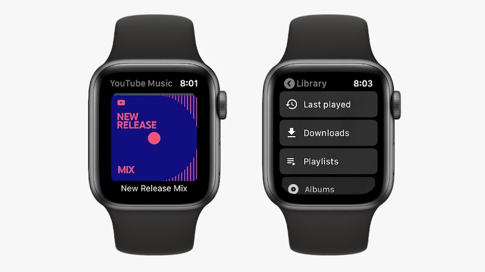 YouTube Music App for Apple Watch Launched Ahead of Wear OS by Google Version