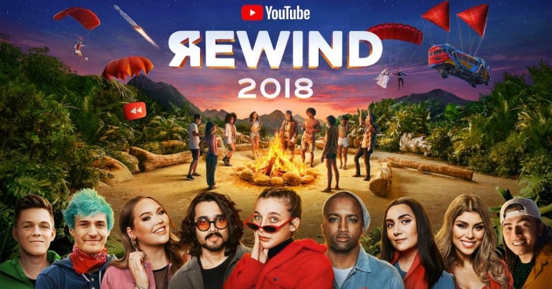 YouTube Rewind 2018 becomes site's most disliked video ever