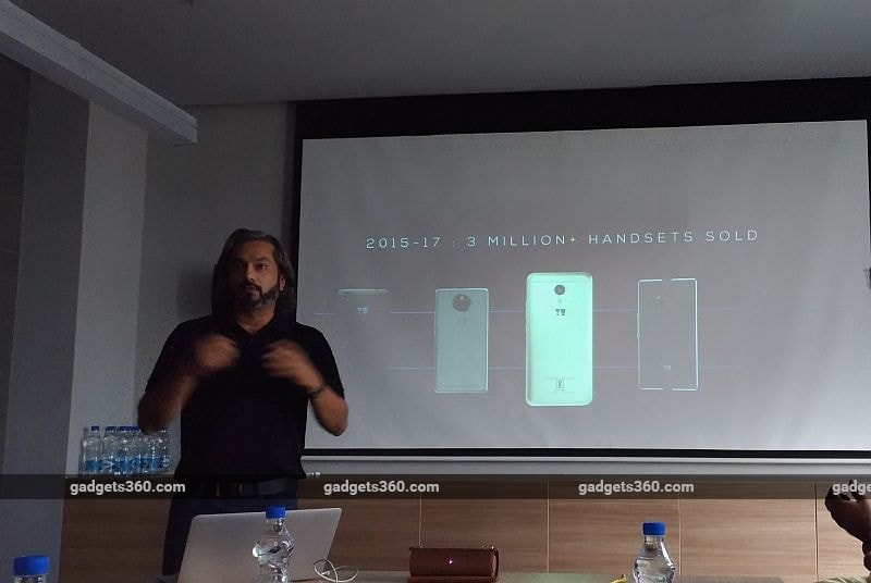 Micromax's Yu Has Sold Over 3 Million Units in India; More Phones Lined Up for 2017