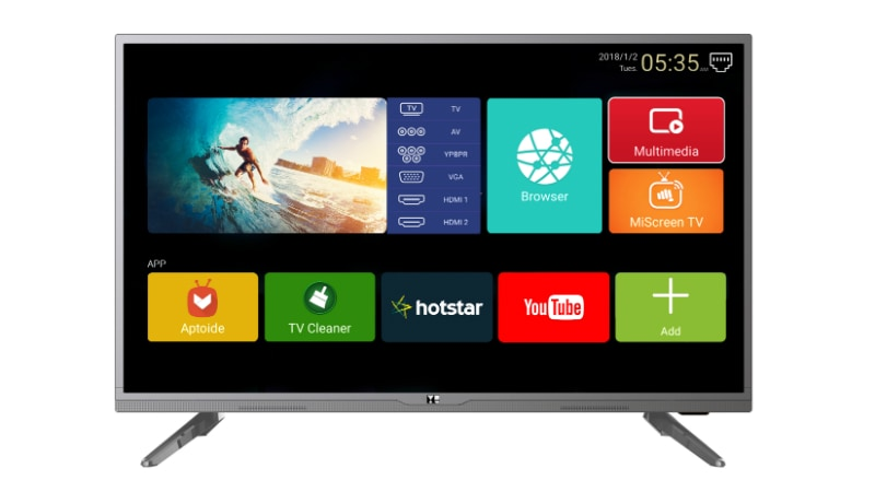 Micromax Launches Yu Yuphoria Smart TV With 40-Inch Full-HD Panel, Quad-Core Processor