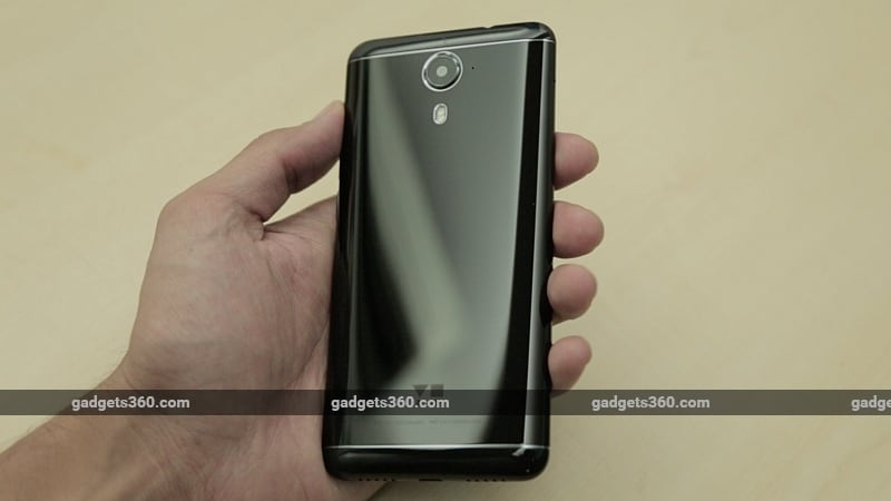 yu yureka black back gadgets 360 yu