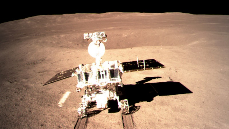 China's New Lunar Rover May Face Challenges on Moon's Far Side