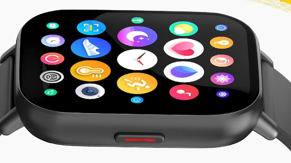 Zebronics ZEB-FIT7220CH Smartwatch With Calling Function, 7 Sports Modes Launched in India