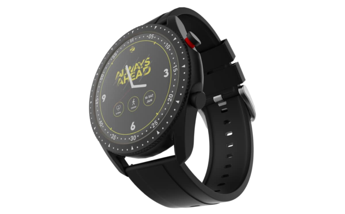 Photo of Zebronics ZEB-FIT4220CH Smartwatch With Calling Function, SpO2, Blood Pressure Monitoring Launched in India