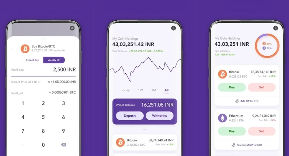 ZebPay Launches ZEBB App in India to Let You Start Bitcoin, Ether SIPs
