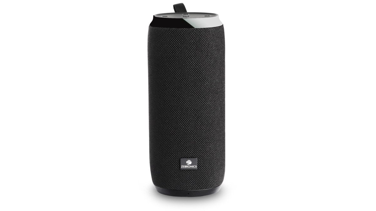 Zebronics Masterpiece Wireless Speaker Launched in India, Priced at Rs. 2,699