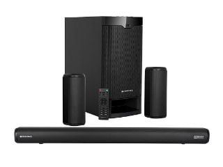 Zebronics ZEB-Juke Bar 9400 Pro Dolby 5.1 Soundbar Launched in India