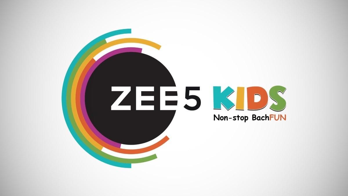 zee5 kids logo c Zee5 Kids logo