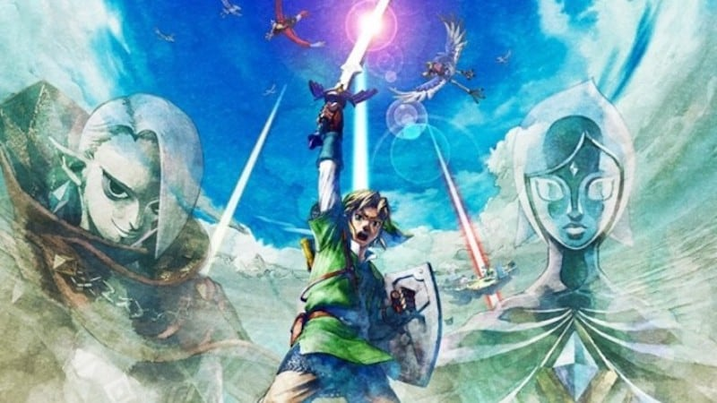 The Legend of Zelda: Skyward Sword Nintendo Switch Release Teased