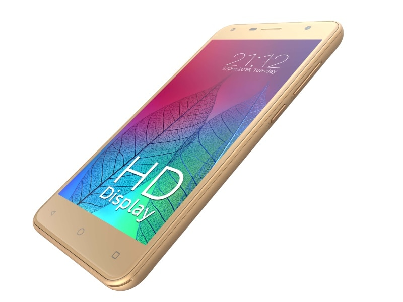 Zen Admire Metal With Front Flash, 4G VoLTE Support Launched at Rs. 5,749