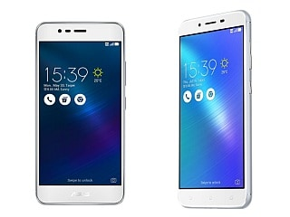 GST Impact: Asus ZenFone 3, ZenFone 3 Max Models Receive Price Cuts in India