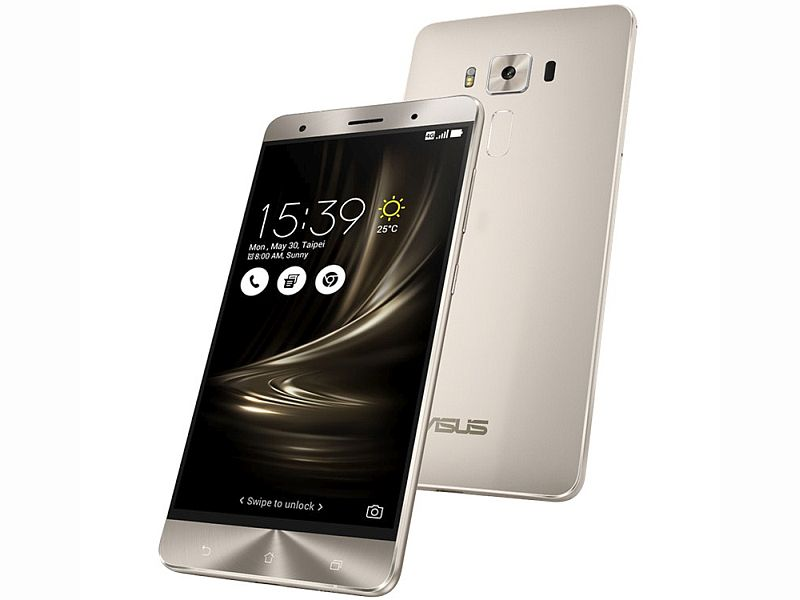 Asus ZenFone 3 Deluxe With Snapdragon 821 SoC Now Available to Buy