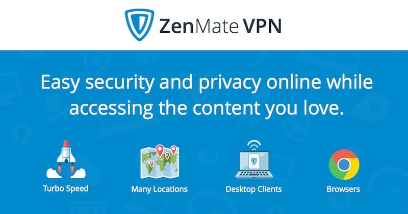 Five Free, Easy to Use VPN Extensions for Google Chrome