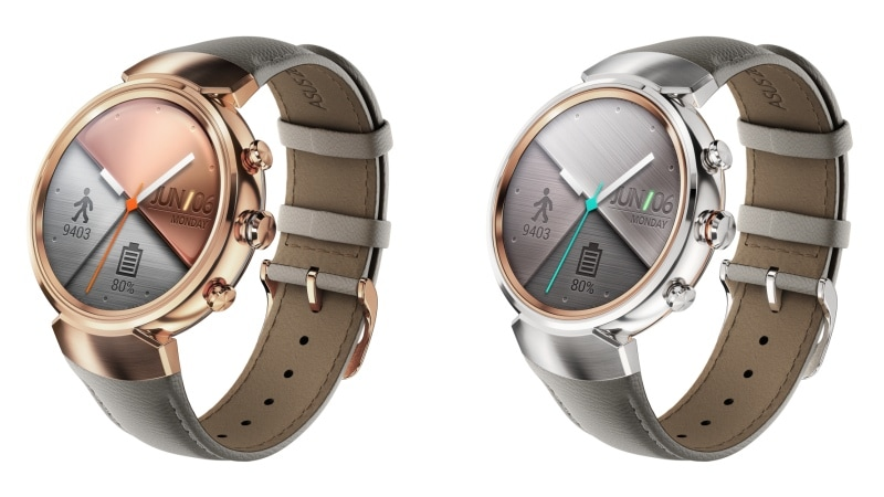 Asus ZenWatch 3 With 1.39-Inch Circular Amoled Display Launched at IFA 2016