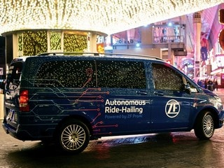 CES 2019: German Supplier Unveils New Self-Driving Car Computer, Adds Xilinx Chips