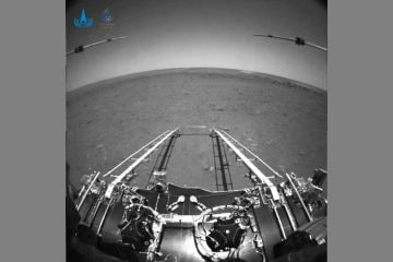 China Says Its Mars Rover in 'Excellent Condition' After Completing 90-Day Program