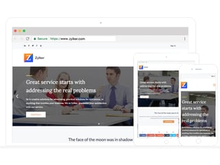 Zoho Launches PageSense and Flow Apps for Enterprises, Revamps Its Sites Website Builder