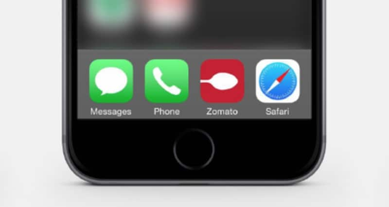 Zomato Adds Online Pre-Order Option in iOS App Update - But It's Not a Regular Feature