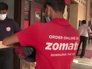 Zomato's Stellar Stock Market Debut Sets Pace for Other Indian Tech Listings